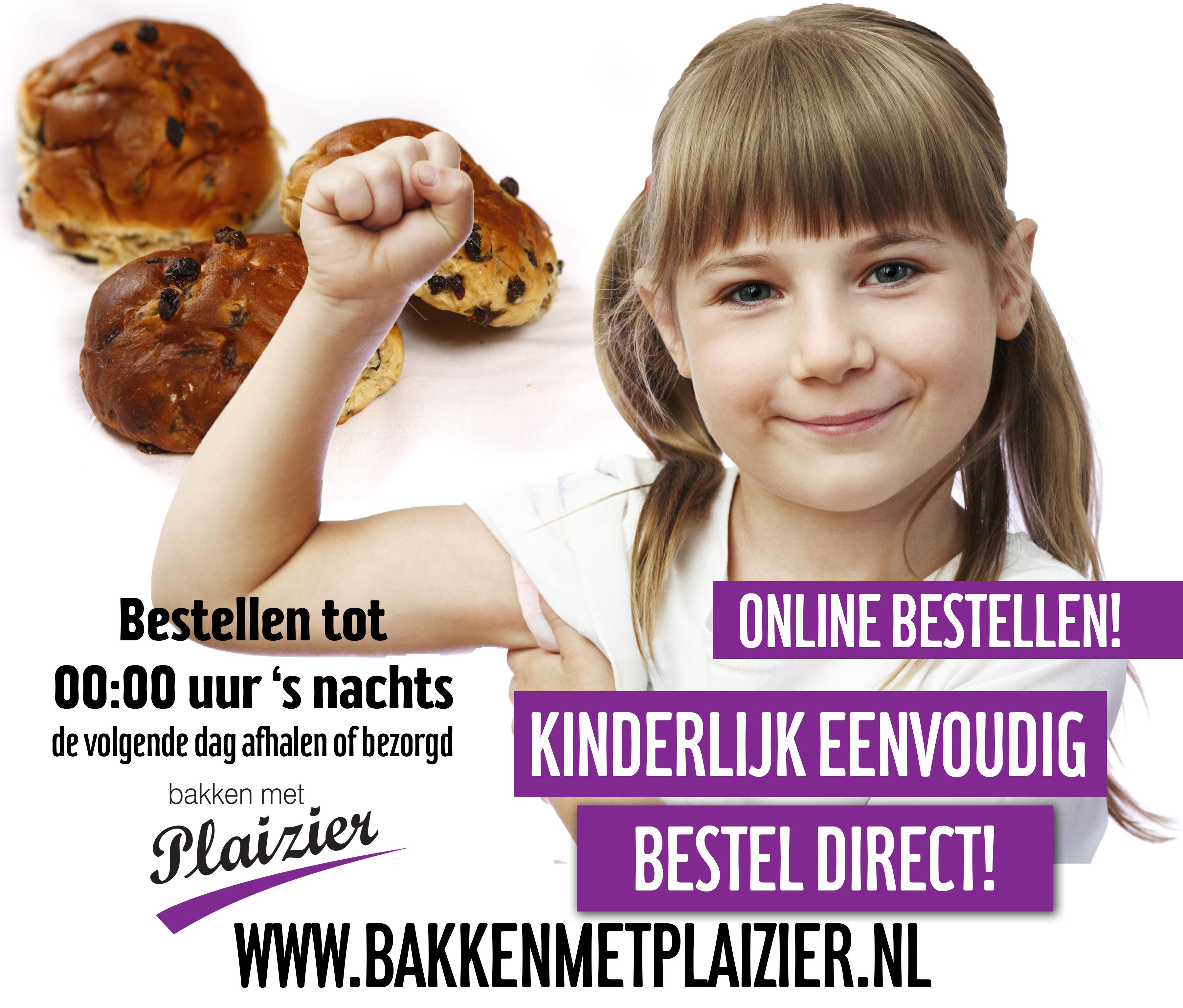 Online brood bestellen