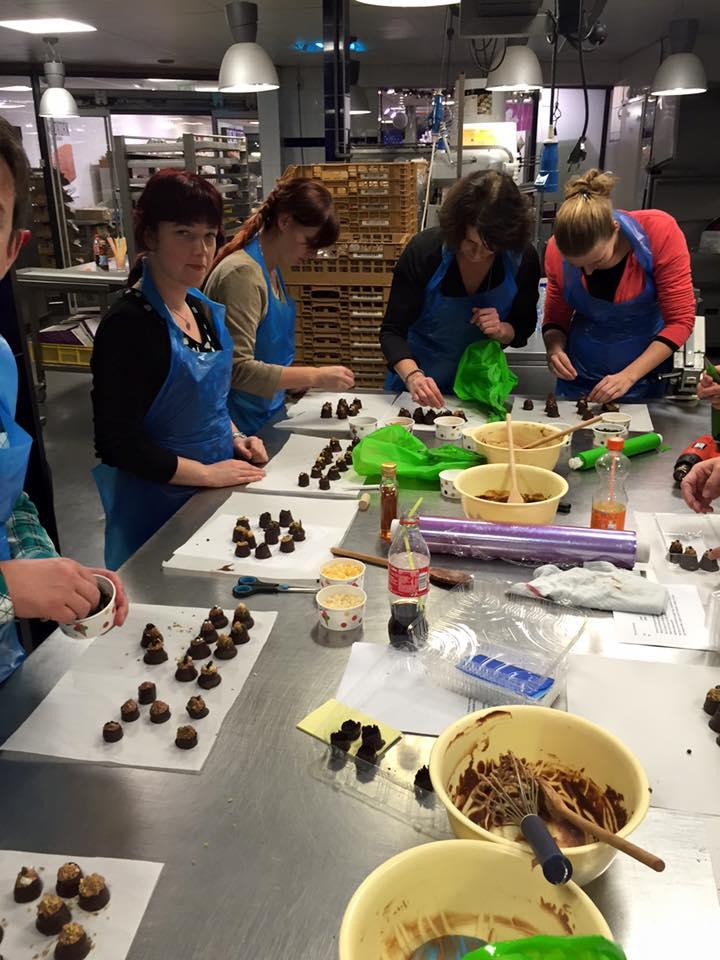 chocolade workshop hoogeveen